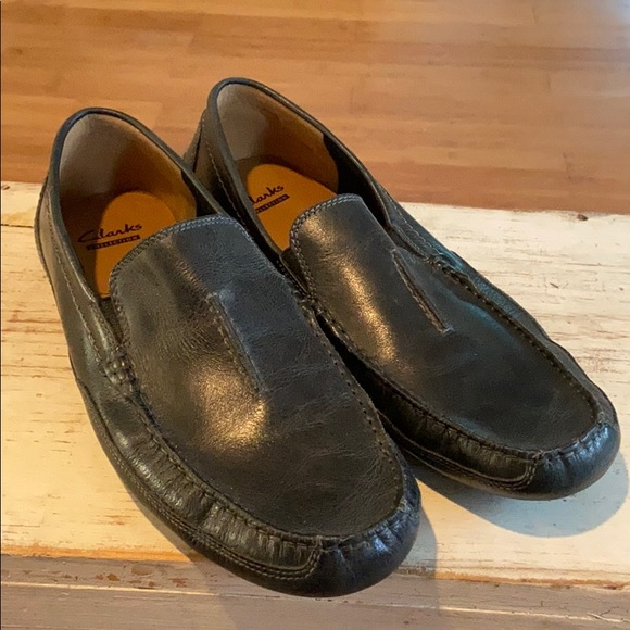 New Ashmont Race Black Leather Loafers